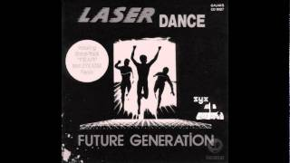 Laserdance Future Generation Anssi H Cover