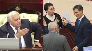 Zahid Oruca münasibət - Vəzifədən əvvəl və sonra