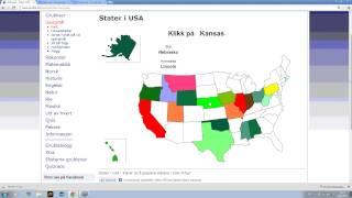 www.gruble.net - Stater i Amerika