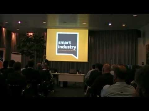 Introductie smart industrie, 20 augustus 2014, Eindhoven