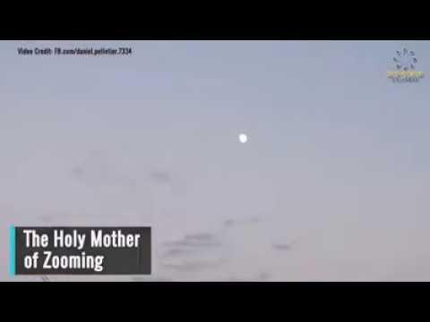 هل هذا قمر يبعد عن الأرض 300 ألف كلم !!!