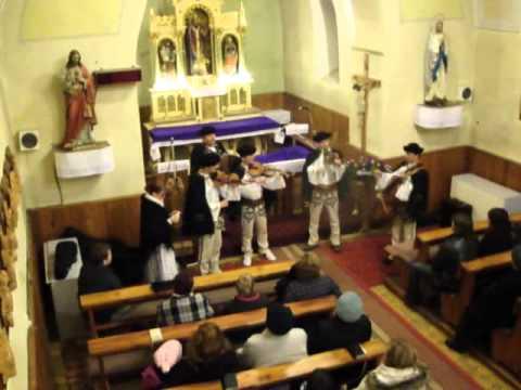 Vianočný koncert súrodencov Chudobovcov - 10.12.2011: Aký je to svit