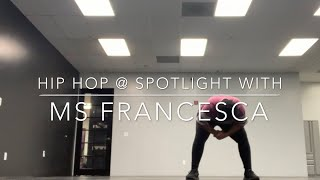 Instructional Popping - Hip Hop Routine