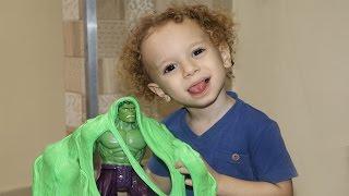 Amoeba do Hulk.