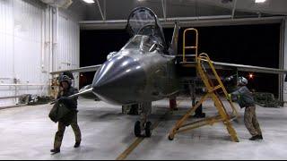 Nachtschicht der Tornado-Techniker in Holloman (USA) - Bundeswehr