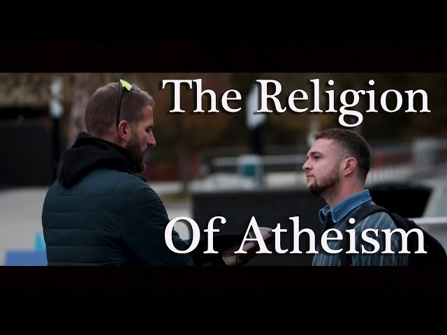 Episode 48- The Religion of Atheism