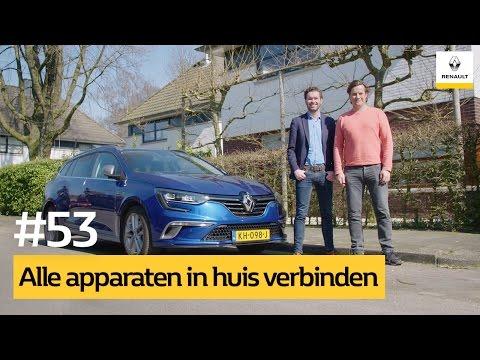 Renault Life met Stefan en Emile - Alle apparaten in huis verbinden #53