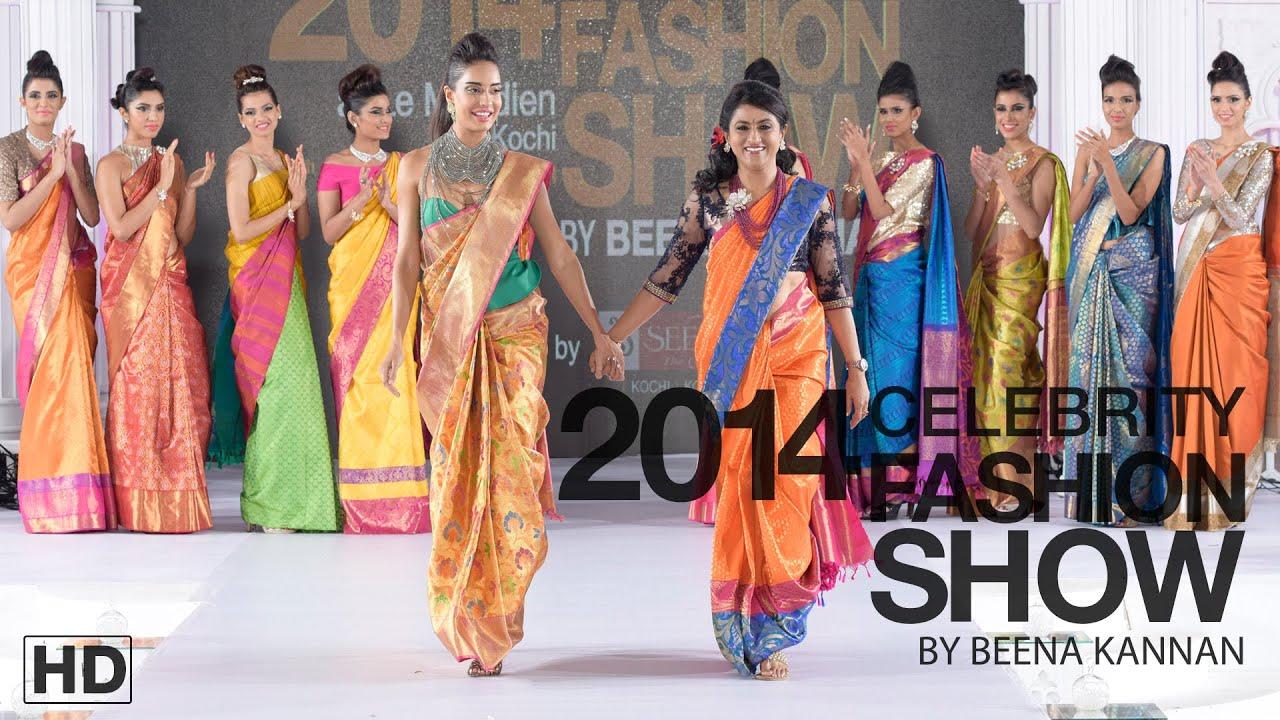 Saree Fashion Show