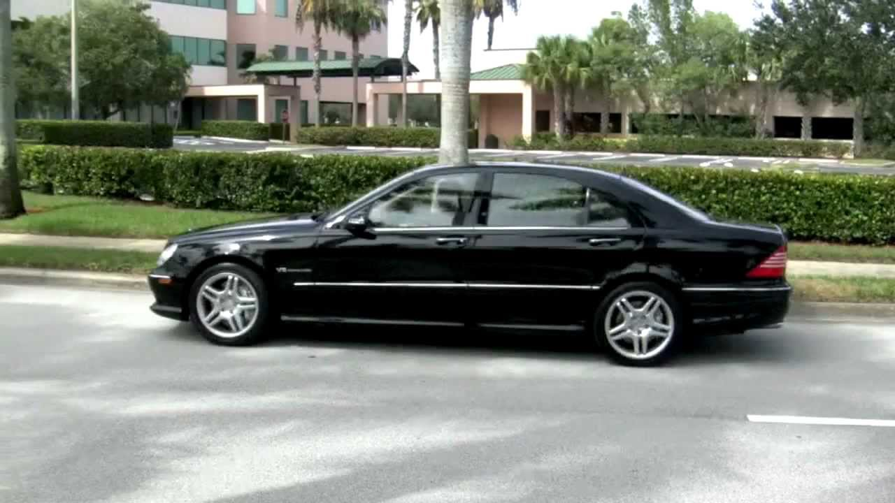 2005 mercedes benz s55 amg community auto sales youtube for Mercedes benz s55