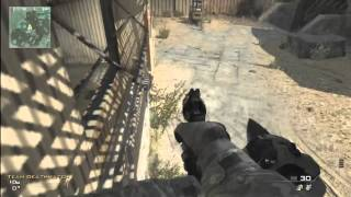 MW3 Glitches - Secret Small Out Of Dome Online