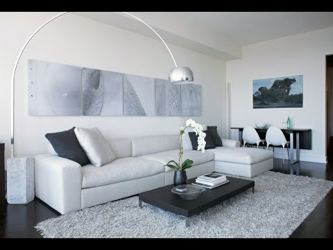 Sofás Modernos - Ideas de decoración con sofás modernos 2015 - YouTube