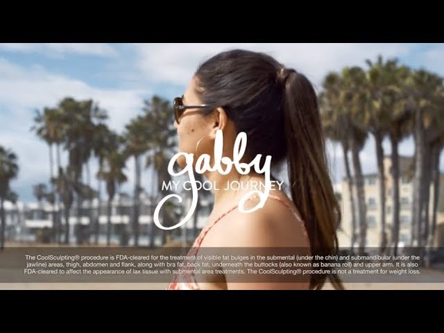 My Cool Journey | CoolSculpting® | Gabby