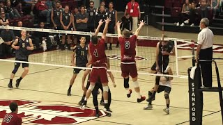 Stanford vs Long Beach State HIGHLIGHTS (Men