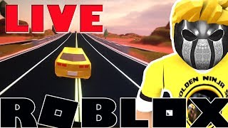 ROBLOX LIVE STREAM | KID FRIENDLY | JAILBREAK | SHARK BITE | MM2 | MEEP CITY RACING & more!