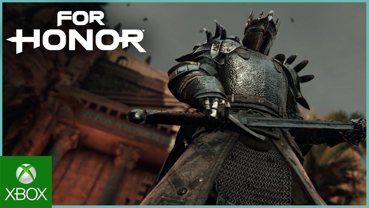 For Honor: E3 2018 Breach Gameplay Trailer   Ubisoft [NA]