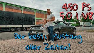 2019 Ford Mustang GT - Mega Sound | Review & Fazit | Probefahrt dank Abonnent | Eure Meinung? thumbnail