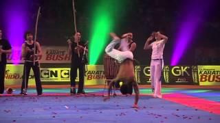 28ème Festival des Arts Martiaux - Capoeira - Partie 1