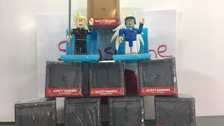 Unboxing Roblox Toys and Giving YOU the Codes - LIVE!