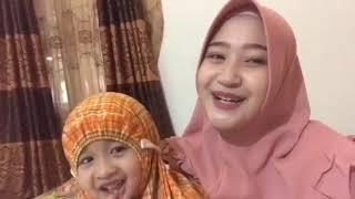 Qomarun - Aishwa nahla feat. Tante aisyah