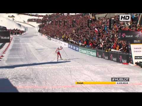 Therese Johaug Vinner 30 Km Holmenkollen 2011 - Langrenns Prinsessa
