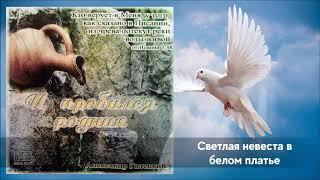 Светлая невеста в белом платье - Христианская песня