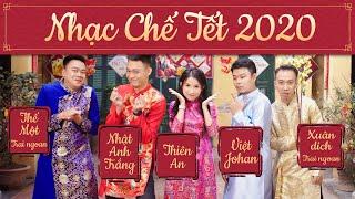 Nhạc chế Tết Liên Quân 2020 - Nhật Anh Trắng, Thiên An, Trai Ngoan, Việt Johan - Garena Liên Quân