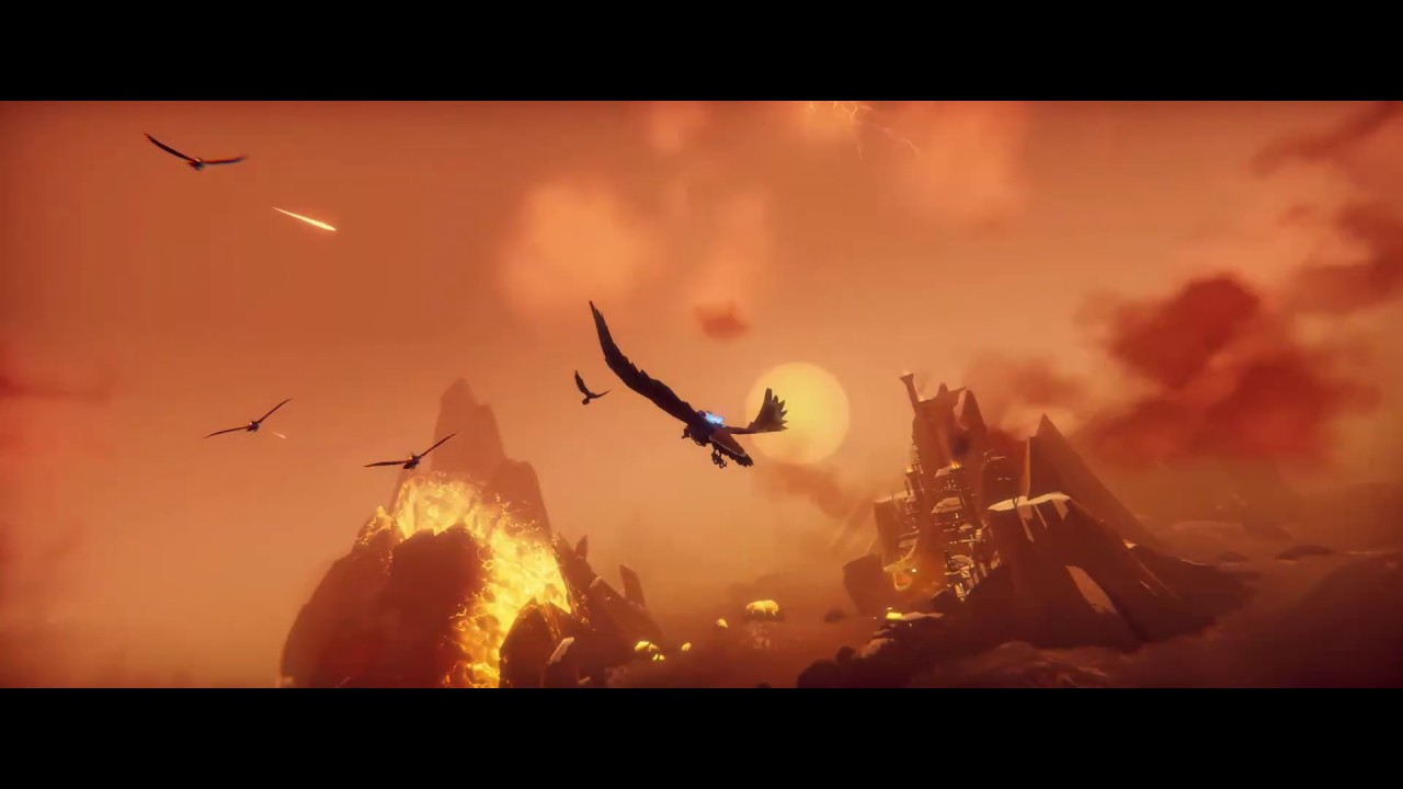 THE FALCONEER Teaser Trailer (Gamescom 2019)