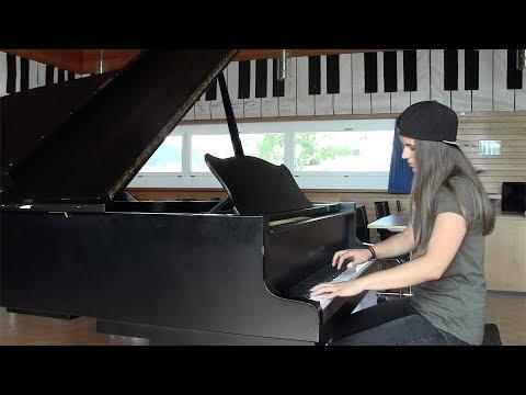 Pirates of the Caribbean - Jenny Kaufmann - Virtuosic Piano Solo (Jarrod Radnich)