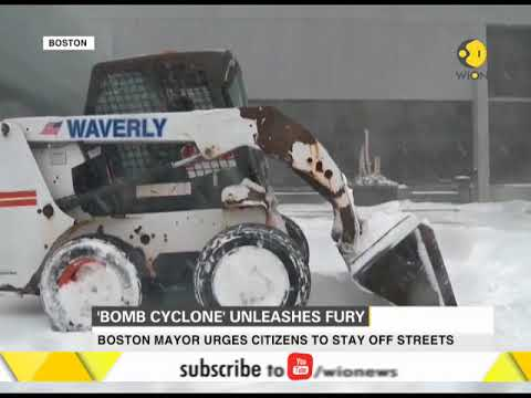 'Too fast, too furious': Bomb cyclone, atmospheric river pound ...