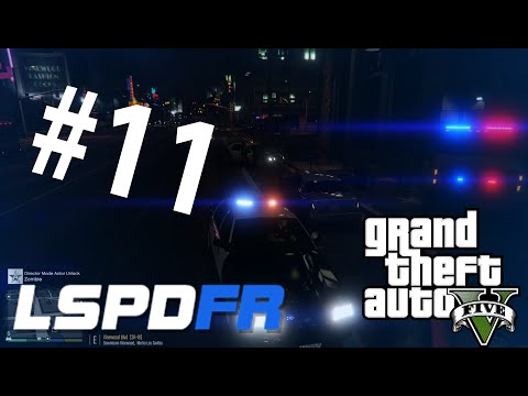 LSPDFR Ep. 11: LAPD Bank Heist!