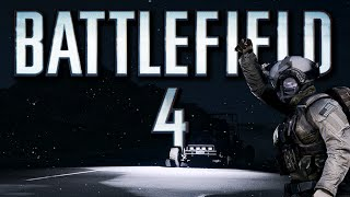 Battlefield 4 Final Stand Funny Moments - Secret Lab Break-in, Level Capped, Fun Jet Challenge!