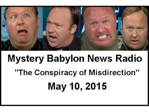 Mystery Babylon News Radio – The Conspiracy of Misdirection
