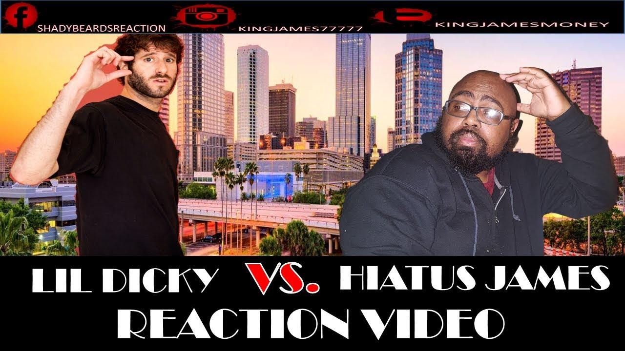 Download LIL DICKY - REALLY SCARED |REACTION| SHADY BEARDS