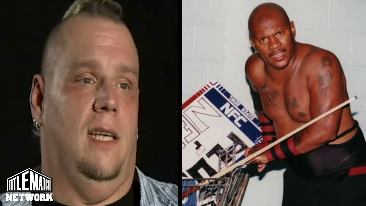 "Axl Rotten - Why the New Jack ""Mass Transit Incident"" Almost Didn't Happen"