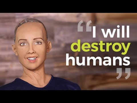 ROBOT UPRISING??!!