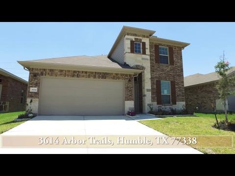 3614 Arbor Trails, Humble, TX 77338