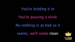 JUST GIVE ME A REASON LOWER (KARAOKE) PINK