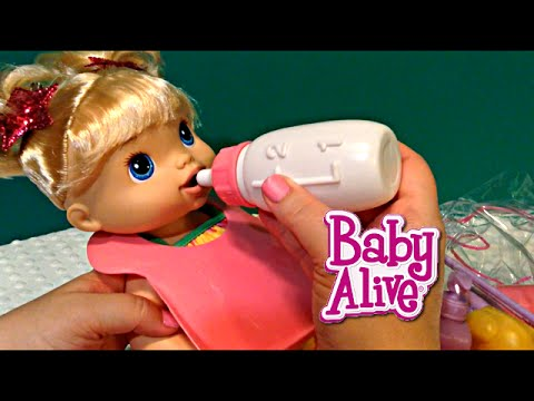 baby alive pretty in pigtails doll unboxing and play kmart exclusive - Kmart Baby