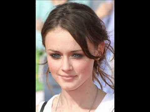 Alexis Bledel ~ Hot as Ice