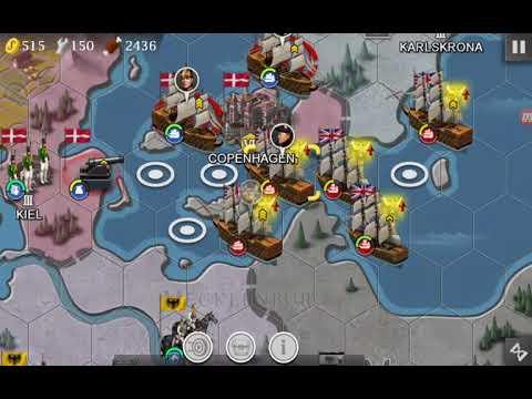 EW4 Coalition Campaign : Copenhagen Campaign