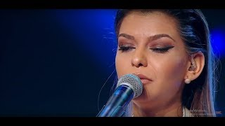 "The Police - ""Every breath you take"". Vezi cum cântă Raluca Răducanu, la X Factor"