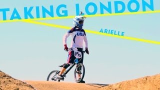 Meet Arielle | 2012 Olympic Journey | Taking London Ep. 3