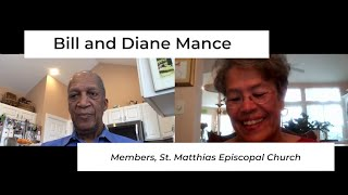 BARRIER BREAKERS: Bill and Diane Mance's Story