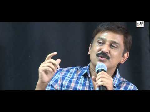 Trailer: Actor Ramesh Aravind session with Film Making students
