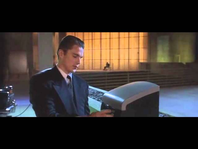gattaca the rivalry of brothers vincent and