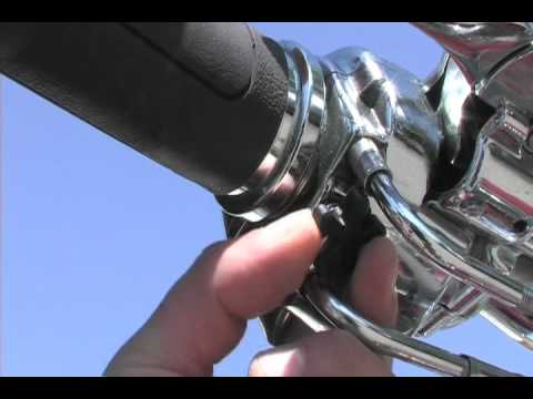 Motorcycle Cruise Control >> Dr Cruise Motorcycle Throttle Lock Attachment - YouTube