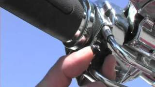 Dr Cruise Motorcycle Throttle Lock Attachment