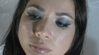 tutorial de maquiagem bafhonica invernal/festas