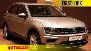 Volkswagen Tiguan 2017 | First Look | Autocar India