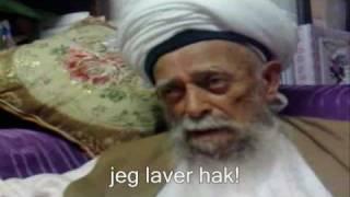 Ældre tyrkisk mand - UNDERSÆTTELSE